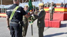 El teniente coronel Olaf Clavería, al frente de la UME para Balears