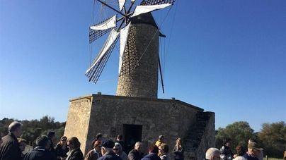 Palma acogerá una cumbre de expertos en molinos para tratar su conservación
