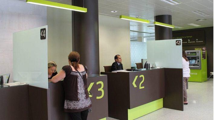 """Bankia, entre los cuatro bancos que cumple el """"buen gobierno"""""""