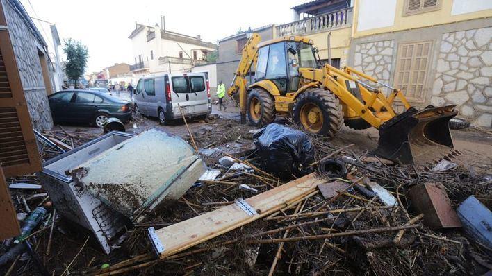 El Govern concederá ayudas de hasta 60.000 euros para las viviendas totalmente siniestradas