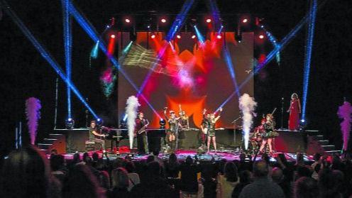 Music Has No Limits, el espectáculo musical, regresa a Mallorca