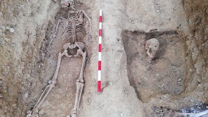 Localizan en la fosa de Calvià el cuerpo de la única mujer entre las víctimas identificadas