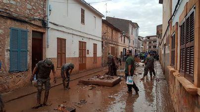 El Gobierno declara como zona de emergencia los municipios afectados por las riadas