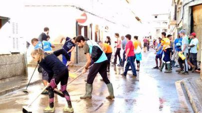 Sant Llorenç detiene las tareas de voluntariado este fin de semana por seguridad