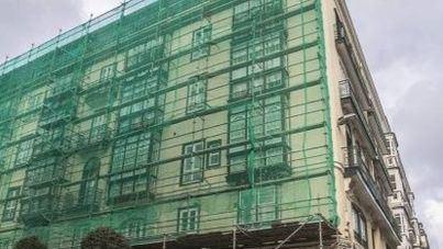 Abierto el plazo para pedir las ayudas del Govern para la rehabilitación de edificios