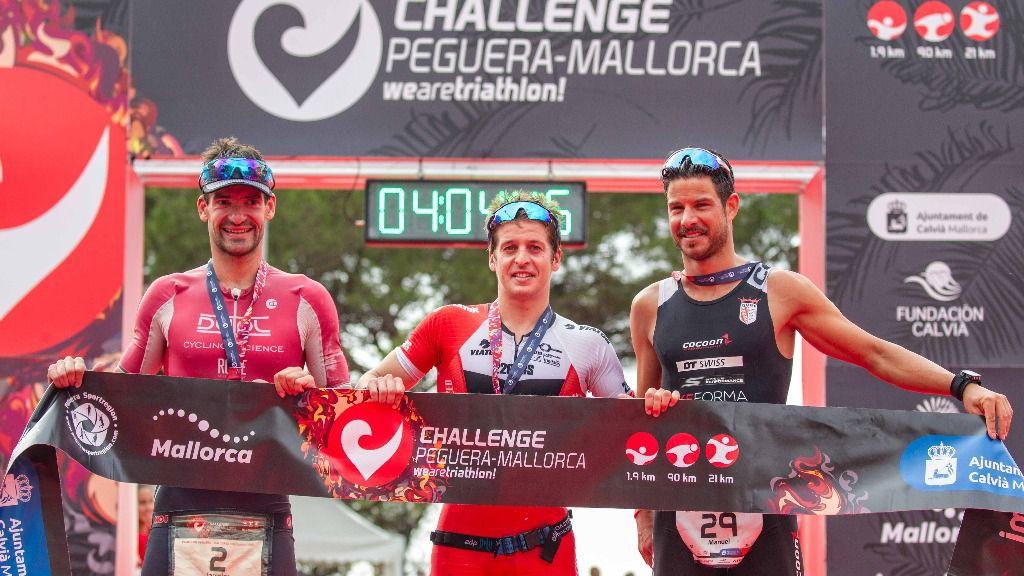 Pablo Dapena y Lucy Gossage ganan la V Challenge Peguera Mallorca