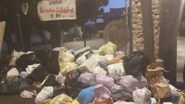 Vecinos de Son Llull y La Vileta de Palma aseguran estar 'desatendidos y abandonados' por Emaya
