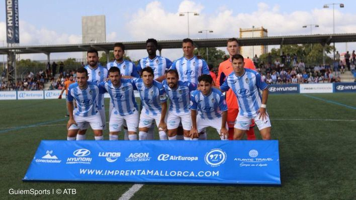 El Baleares lucha y suma tres puntos tras vencer al Ontinyent por 2-1