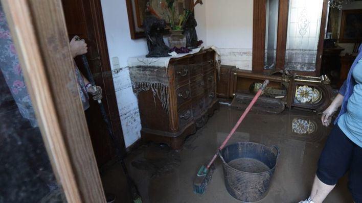 La conselleria paga 1,3 millones para bienes de primera necesidad por las inundaciones