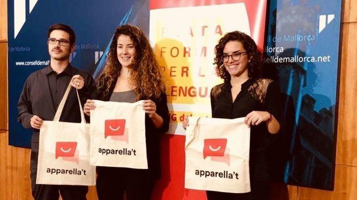 Presentan Aparella't, la App tipo Tinder para practicar el catalán