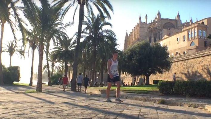 Cinco menores agreden y abandonan herido a un hombre en Palma para robarle la cartera