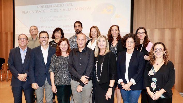 El Plan de Salud Mental 2016-2022 mejorará la atención de las más de 185.000 personas de Balears con trastorno mental