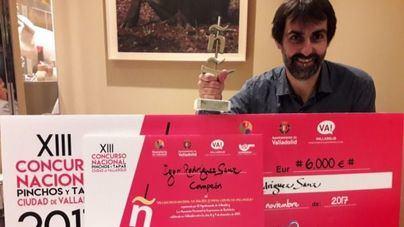 Igor Rodríguez representará a España en el Mundial de Tapas