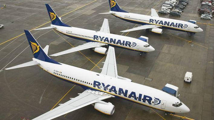 Ryanair pone a la venta un millón de asientos por 9,99 euros