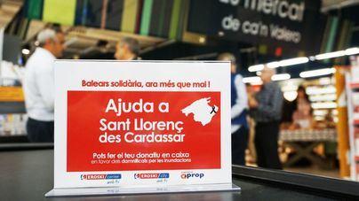 Eroski recauda más de 125.000 euros para Sant Llorenç