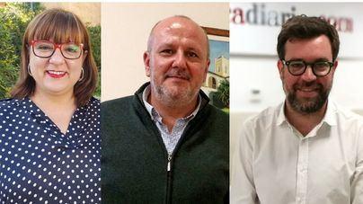 Más de un centenar de personas aspira a acompañar a los tres candidatos