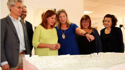 El nuevo Son Dureta tendrá 542 camas y 'conectará el barrio con el bosque'