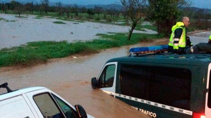 El Govern culpa a la Aemet del retraso en el despliegue ante las inundaciones del Llevant