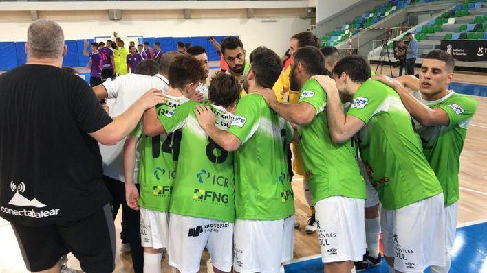 El Palma Futsal golea al Tenerife y accede a octavos de la Copa del Rey