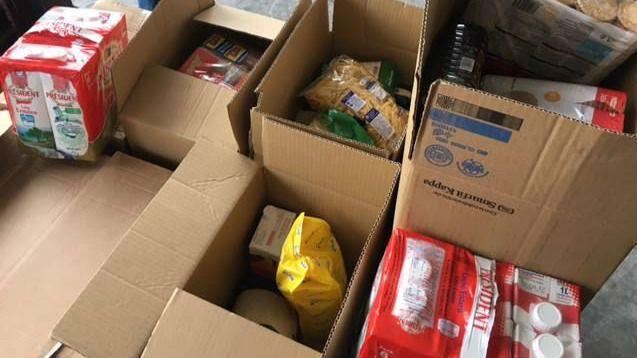 Banco de Alimentos recibe 301 toneladas de comida para personas necesitadas