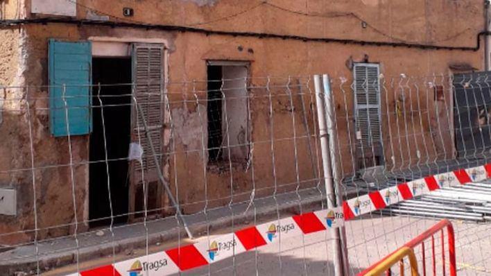 El derribo de las casas de Sant Llorenç más afectadas por las inundaciones comenzará mañana