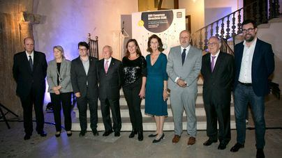 La Confederación de Directivos reconoce a Fundació BIT, Projecte Home, CAEB y Gabriel Sampol