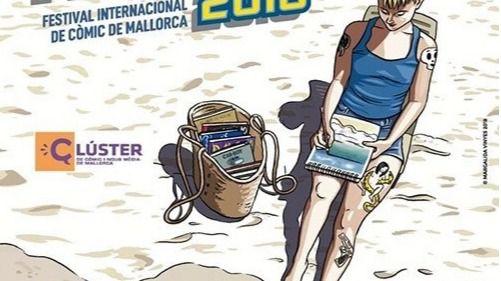 El 'Comic Nostrum Festival Internacional 2018' llega a Palma