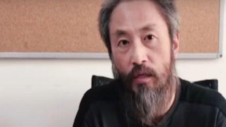 Regresa a Japón el periodista que pasó 3 años secuestrado en Siria