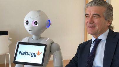 El robot 'Pepe' triunfa en el congreso CEDE de la mano de Naturgy