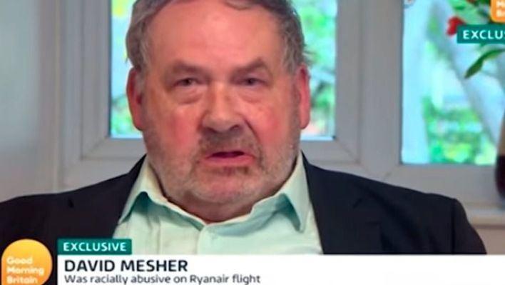 El viajero racista de Ryanair: 'No fue un acto xenófobo sino un ataque de mal humor'