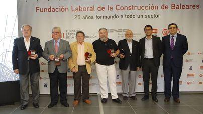 La Fundación Laboral de la Construcción en Baleares celebra su 25 aniversario