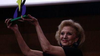 Marisa Paredes, Premio Honorífico del Evolution Mallorca International Film Festival