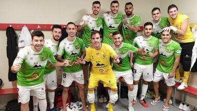 El gol de Nunes lanza al triunfo al Palma Futsal contra el Movistar Inter