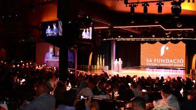 Unas 700 personas celebran el V aniversario de Sa Fundacio Jaume III