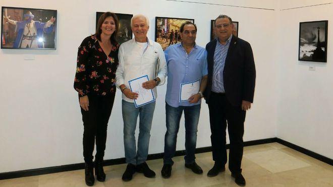 David Diéguez, ganador de los Premis Rei en Jaume de Fotografia 2018
