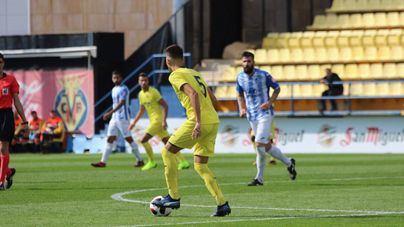 El Baleares cae ante el Villarreal B por 2-1