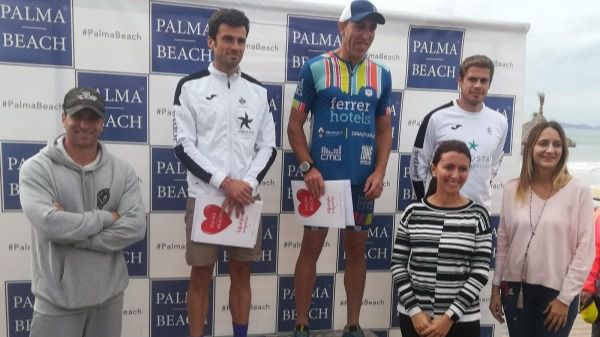 Campos y Llabrés ganadores absolutos de la III Running Course Palma Beach