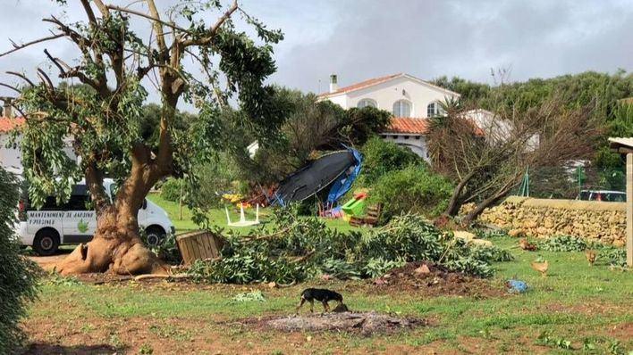 El Govern crea un CECOP en el Consell de Menorca para dirigir y coordinar las situaciones de emergencia