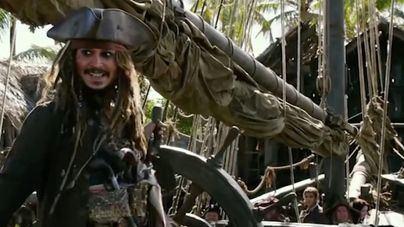 Johnny Depp, fuera de Piratas del Caribe