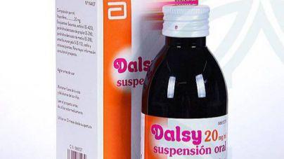 Los farmacéuticos alertan de falta de medicamentos, entre ellos, Dalsy