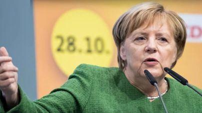 Merkel renuncia a repetir como Canciller tras 13 años en el cargo