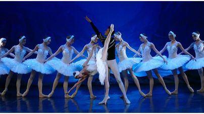 El lago de los cisnes llega al Trui Teatre