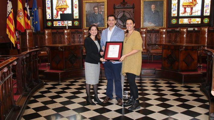 Las playas de Ciutat Jardí y Can Pere Antoni obtienen el certificado Aenor