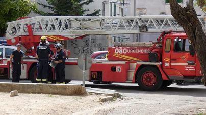 Los bomberos exigen una ley balear del fuego que permita mejorar la coordinación entre cuerpos