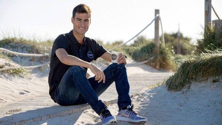 """Mola: """"Espero que en Mallorca me lleve ánimos extra para lograr el título"""""""