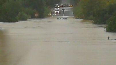 Las inundaciones de Pollença han afectado a 60 casas y se valoran los daños en el campo