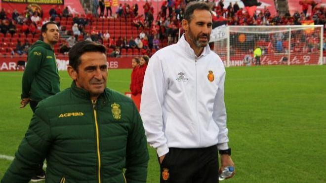Moreno: 'El Real Valladolid está haciendo un temporadón'
