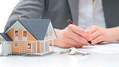 La firma de hipotecas cayó casi un 5 por ciento en Baleares en agosto