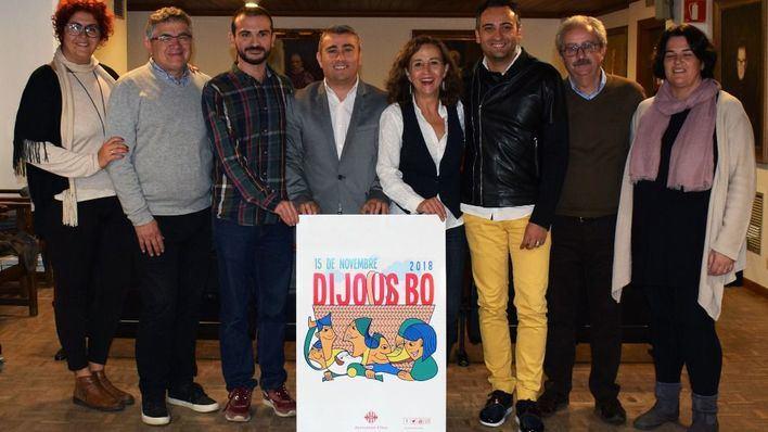 El Dijous Bo elige un cartel que remarca