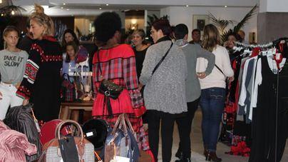 Moda y estilo en la 'pop-up Store' de Somnis Salats